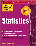 Practice Makes Perfect Statistics (Practice Makes Perfect)