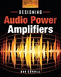 Designing Audio Power Amplifiers Cover