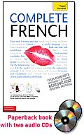 Teach Yourself Complete French [With Book(s)] (Teach Yourself Language Complete Courses) Cover