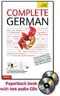 Complete German A Teach Yourself Guide with 2 Audio CDs