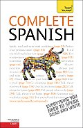 Complete Spanish A Teach Yourself Guide Level 4