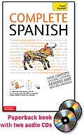 Teach Yourself Complete Spanish [With Book(s)] (Teach Yourself Language Complete Courses) Cover