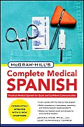 Mcgraw-hill's Complete Medical Spanish (2ND 10 Edition)