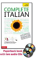 Teach Yourself Complete Italian [With Paperback Book] (Teach Yourself: Language) Cover