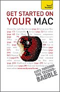 Get Started on Your Mac A Teach Yourself Guide