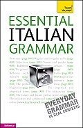 Essential Italian Grammar (Teach Yourself: Reference) Cover