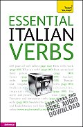 Essential Italian Verbs (Teach Yourself: Reference)