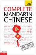 Complete Mandarin Chinese A Teach Yourself Guide