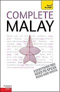 Complete Malay (Teach Yourself: Level 4)