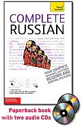 Teach Yourself Complete Russian: From Beginner to Intermediate [With Book(s)] (Teach Yourself Language Complete Courses) Cover