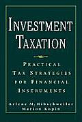 Investment Taxation