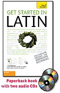 Get Started in Latin : a Teach Yourself Guide - With 2 CDS (4TH 10 Edition)