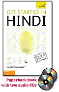 Get Started in Hindi [With Paperback Book] (Teach Yourself: Language)