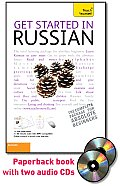 Get Started in Russian, Beginner [With Book(s)] (Teach Yourself: Language)