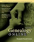 Genealogy Online 9/E (Genealogy Online) Cover