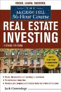 The McGraw-Hill 36-Hour Course: Real Estate Investment, Second Edition (McGraw-Hill 36-Hour Courses)