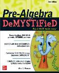 Pre-algebra Demystified (2ND 10 Edition)