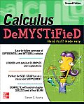 Calculus Demystified (Demystified)