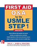 First Aid Q&A for the USMLE Step 1 (First Aid)