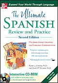 Ultimate Spanish Review and Practice , Second Edition [With CDROM] (Uitimate Review & Reference)