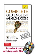 Complete Old English Anglo Saxon with 2 CDs A Teach Yourself Guide 2nd Edition