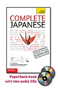 Complete Japanese with Two Audio CDs: A Teach Yourself Guide (Teach Yourself Language)