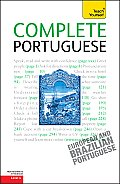 Complete Portuguese: A Teach Yourself Guide (Teach Yourself Language)