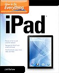 How to Do Everything Ipad (How to Do Everything) Cover