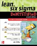 Lean Six Sigma Demystified (2ND 11 Edition)