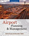 Airport Planning and Management 6/E Cover