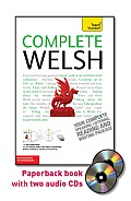 Complete Welsh with Two Audio CDs: A Teach Yourself Guide (Teach Yourself) Cover