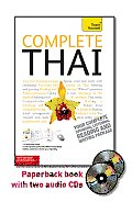 Complete Thai with Two Audio CDs: A Teach Yourself Guide Cover