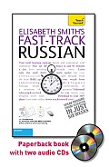 Fast Track Russian with 2 Audio CDs A Teach Yourself Guide 3rd Edition