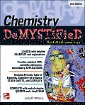 Chemistry Demystified, 2nd Edition (Demystified)