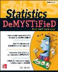 Statistics Demystified, 2nd Edition (Demystified)