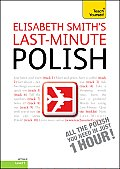 Last Minute Polish with Audio CD A Teach Yourself Guide 2nd Edition