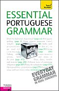 Essential Portuguese Grammar: A Teach Yourself Guide (Teach Yourself)