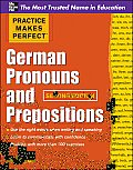 German Pronouns and Prepositions (2ND 11 Edition)