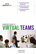 Manager's Guide To Virtual Teams (11 Edition)