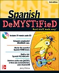 Spanish Demystified 2nd Edition Set 2