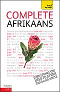 Complete Afrikaans A Teach Yourself Guide 3rd Edition Book
