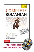 Complete Romanian with Two Audio CDs: A Teach Yourself Guide Cover