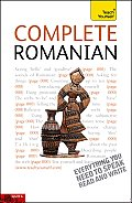 Complete Romanian: A Teach Yourself Guide (Teach Yourself) Cover