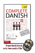 Complete Danish with Two Audio CDs: A Teach Yourself Guide Cover
