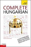 Complete Hungarian: A Teach Yourself Guide (Teach Yourself)