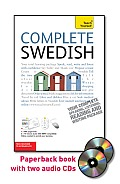 Complete Swedish with Two Audio CDs: A Teach Yourself Guide Cover