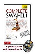 Complete Swahili with Two Audio CDs: A Teach Yourself Guide Cover