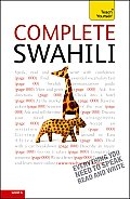 Complete Swahili A Teach Yourself Guide 3rd Edition Book