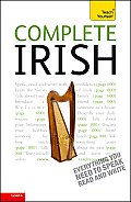 Complete Irish A Teach Yourself Guide 4th Edition Book
