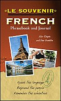 Le Souvenir French Phrasebook and Journal (Il Souvenir)